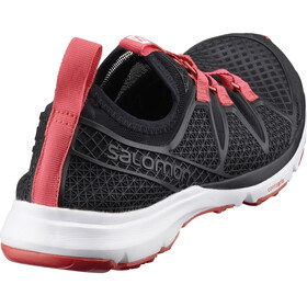 Salomon Crossamphibian Shoes Women black/black/lotus pink